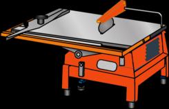 Fliesen- u. Plattenschneidmaschinen mieten