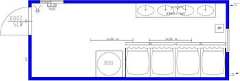 Duschcontainer mieten leihen