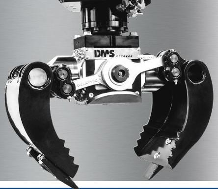 Abbruch- und Sortiergreifer DMS SG6040 mieten leihen